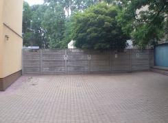 Accommodation parking